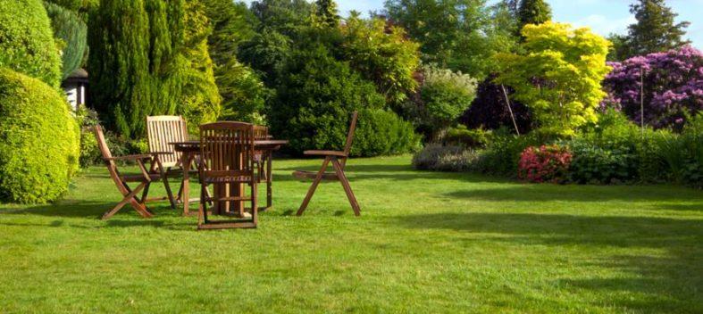 Gartenmöbel für den Rasen - Gartenfans.info