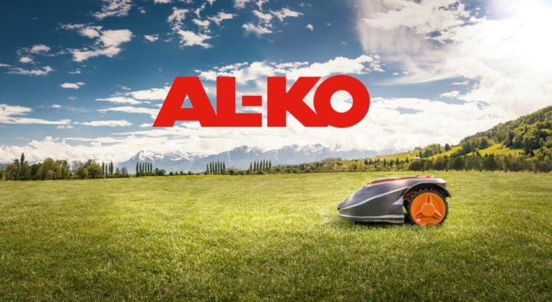 Rasenmäherroboter von Al-Ko