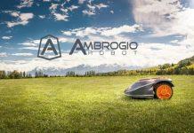 Rasenmäherroboter von Ambrogio