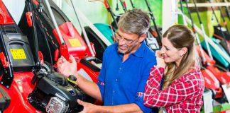 Rasenmäher Benzin vs. Rasenmäherroboter