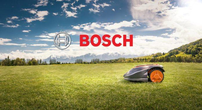 Rasenmäherroboter von Bosch