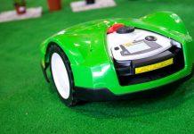 Funktionen eines Rasenmäher Roboters