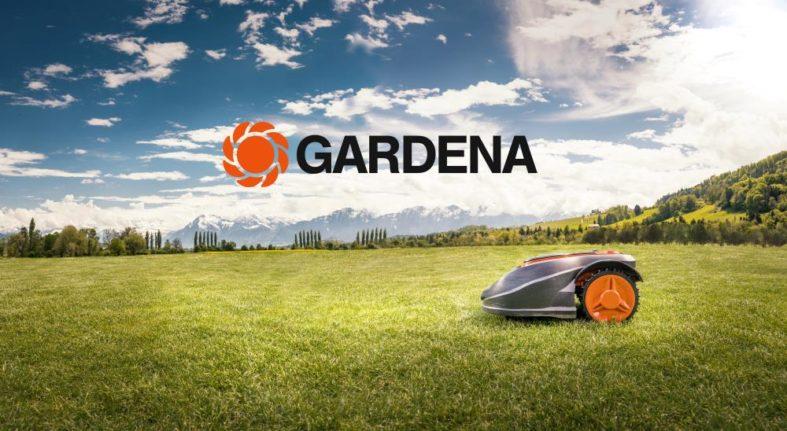Rasenmäherroboter von Gardena
