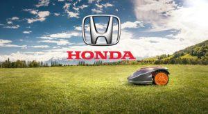 Rasenmäherroboter von Honda
