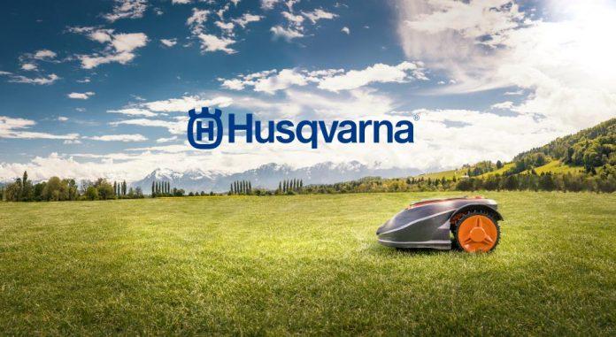 Rasenmäherroboter von Husqvarna