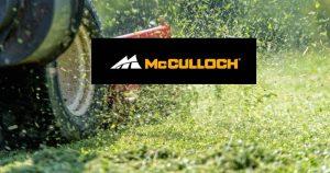 Aufsitzrasenmäher von McCulloch