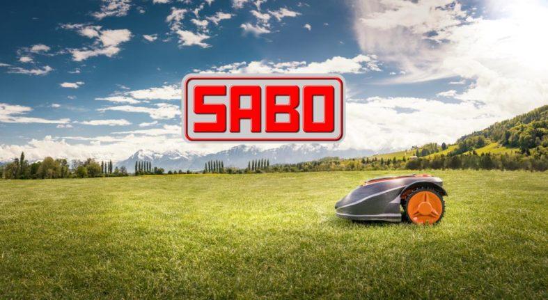 Rasenmäherroboter von Sabo