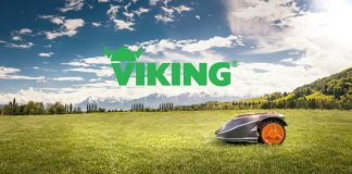 Rasenmäherroboter von Viking