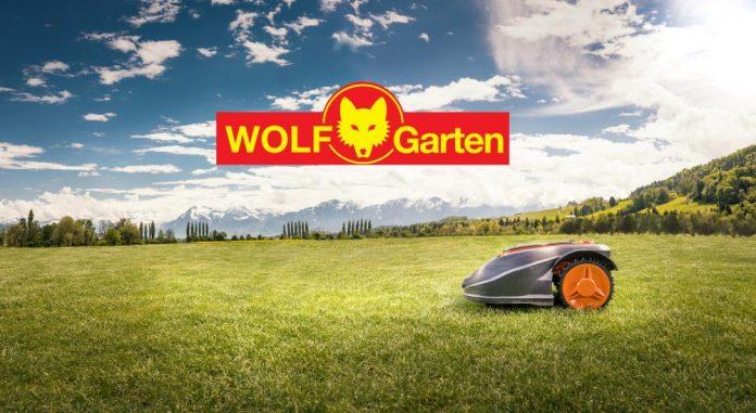 Rasenmäherroboter von Wolf Garten
