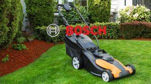 Bosch Akkurasenmäher