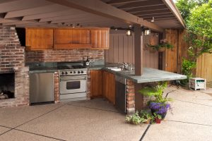 Outdoorküche Arbeitsplatte Xxl : Outdoorküchen u draußen kochen liegt voll im trend gartenfans