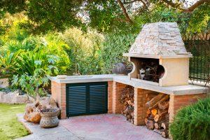 Outdoorküche Holz Xxl : Outdoorküchen u draußen kochen liegt voll im trend gartenfans