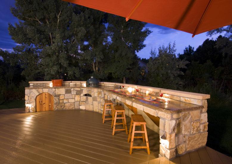 Outdoorküchen – draußen kochen liegt voll im Trend - Gartenfans.info