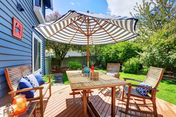 Sonnenschutz Auf Der Terrasse Gartenfans Info