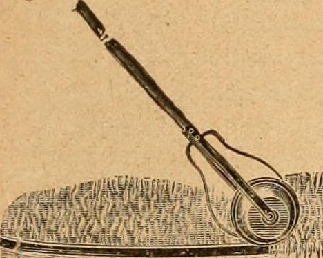 Historischer Rsenkantenschneider